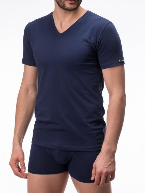 Мъжка-тениска-с-V-образно-деколте-Lord-292