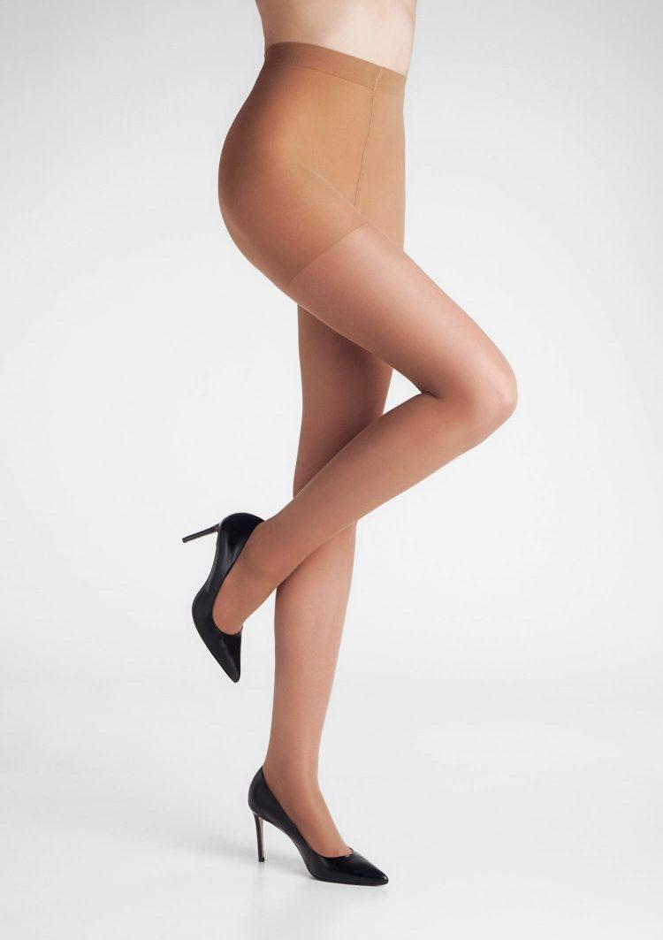 Дамски медицински анти варикозен чорапогащник в телесен цвят Marilyn Relax 50