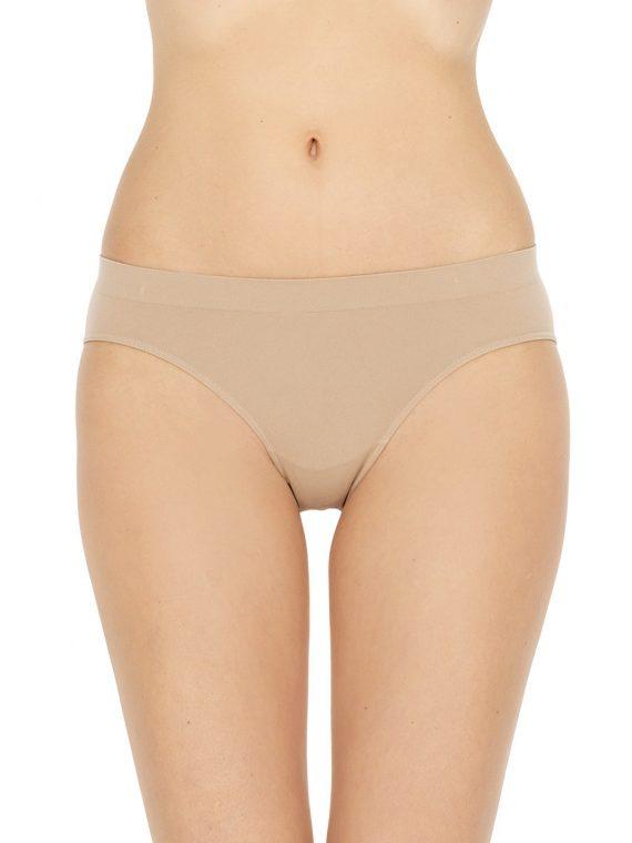 bezshevni-damski-bikini-s-visoka-taliya-pompea-slip-donna-телесен